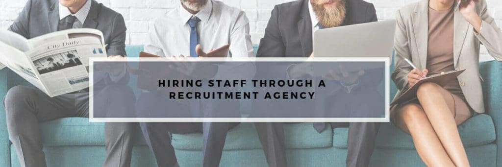Working with Our Recruiters to Hire Your Staff